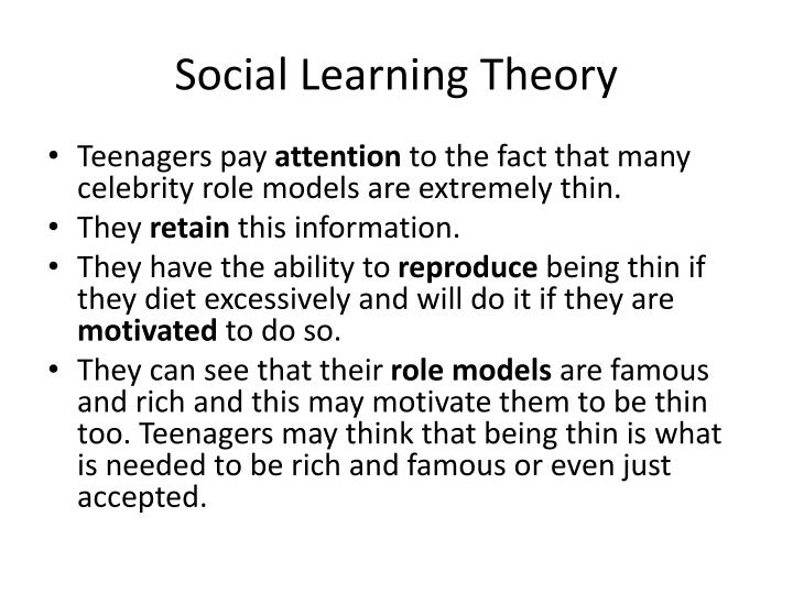 Social Learning Theory