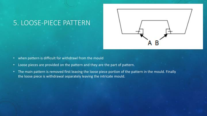 5. Loose-piece Pattern