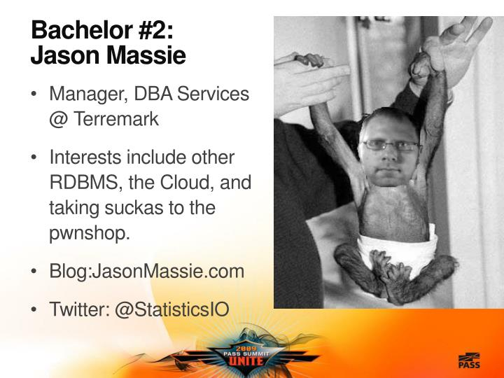 Bachelor 2 jason massie