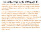 gospel according to jeff page 11