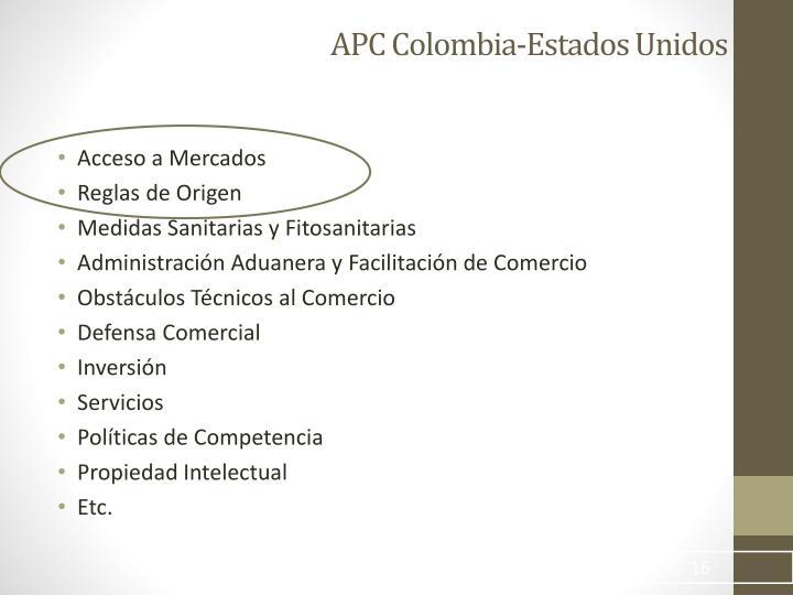 APC Colombia-Estados
