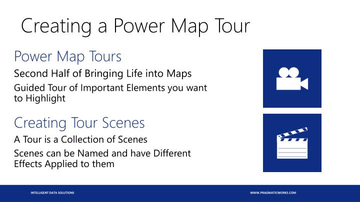 Creating a Power Map Tour