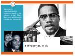 february 21 1965