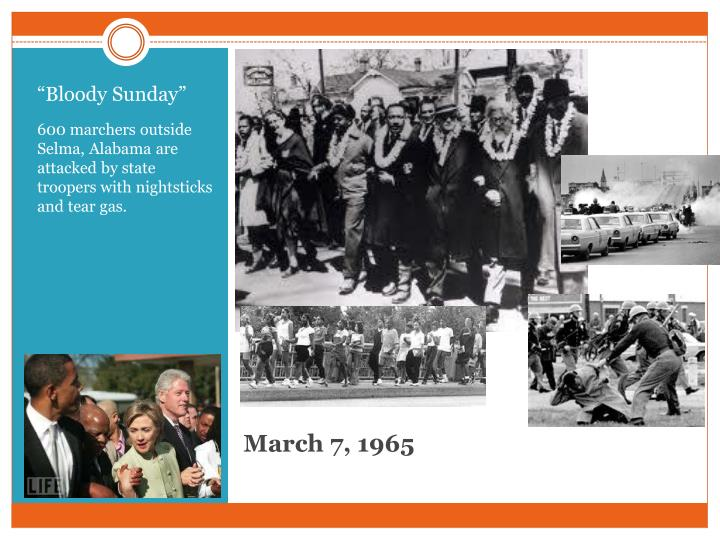 """Bloody Sunday"""
