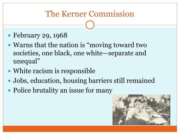 The Kerner Commission
