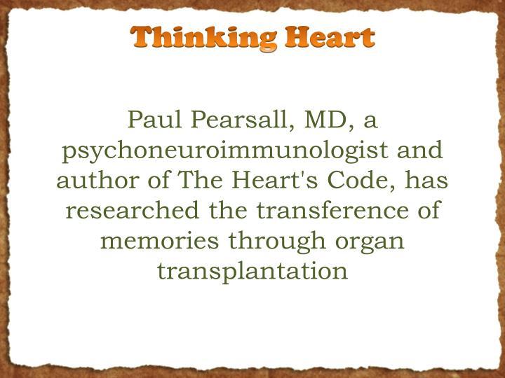 Thinking Heart