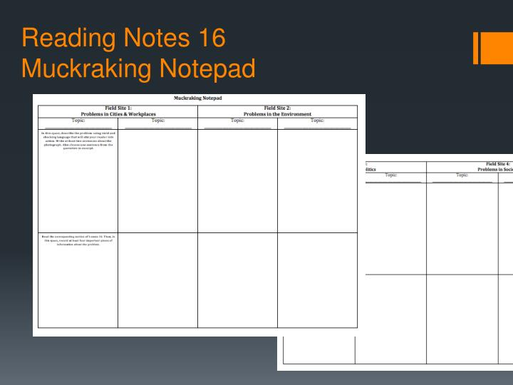 Reading Notes 16