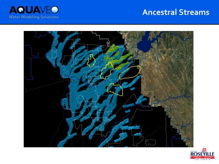 Ancestral Streams