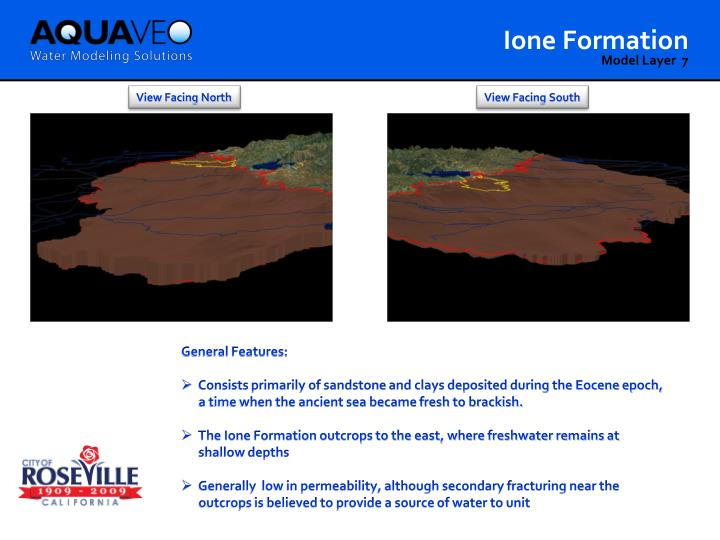 Ione Formation