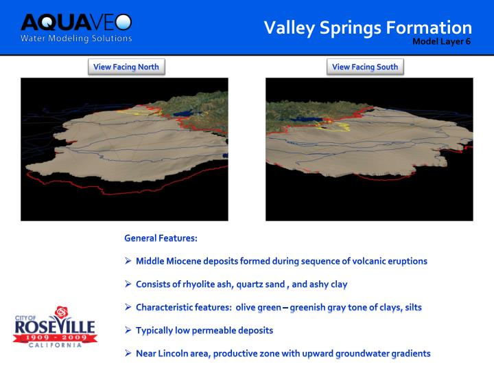 Valley Springs Formation
