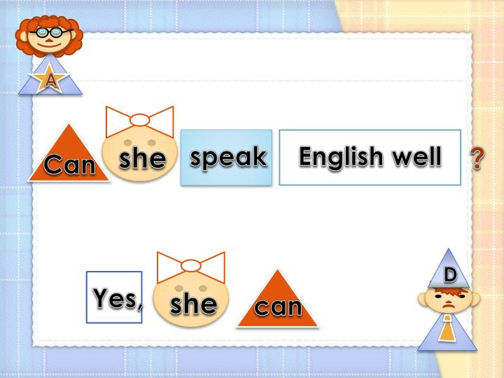 English well