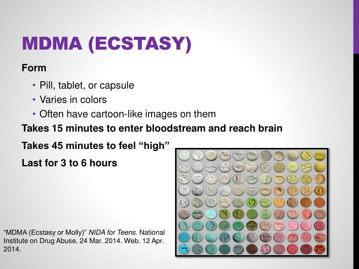 MDMA (Ecstasy)
