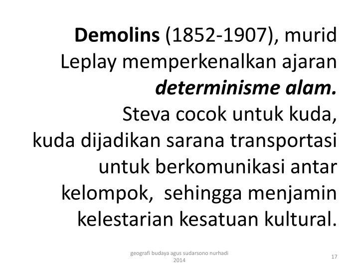 Demolins
