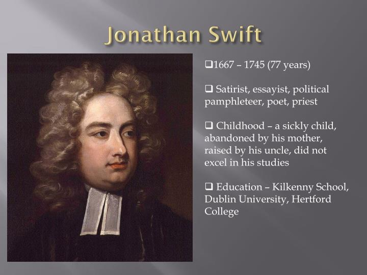 Jonathan swift1