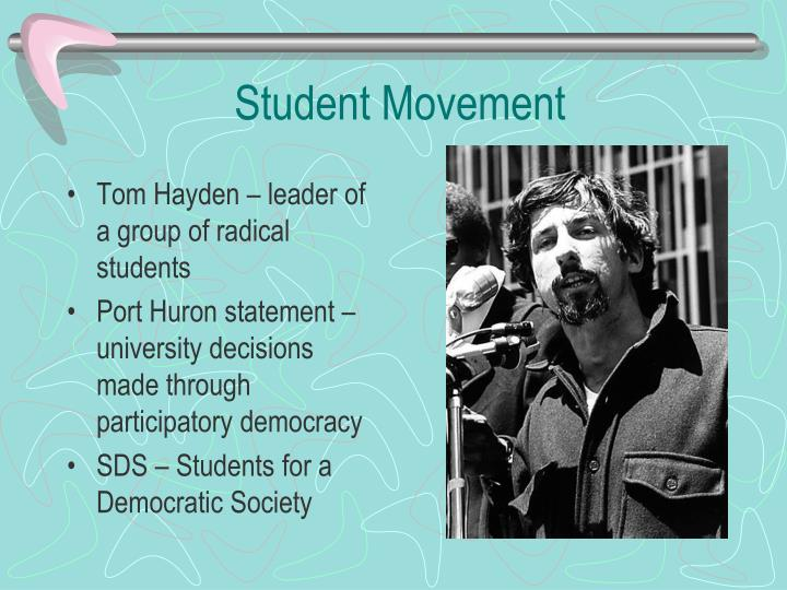 Student Movement