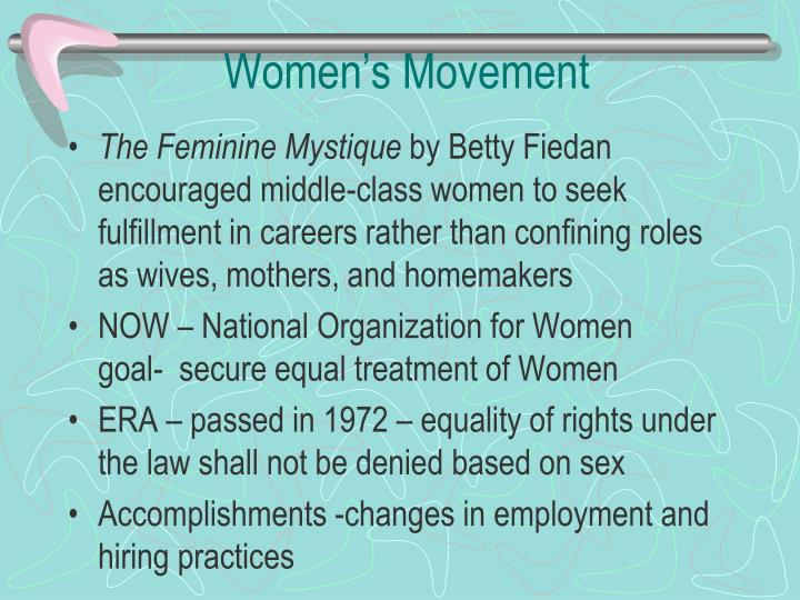Women's Movement