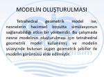 model n olu turulmasi1
