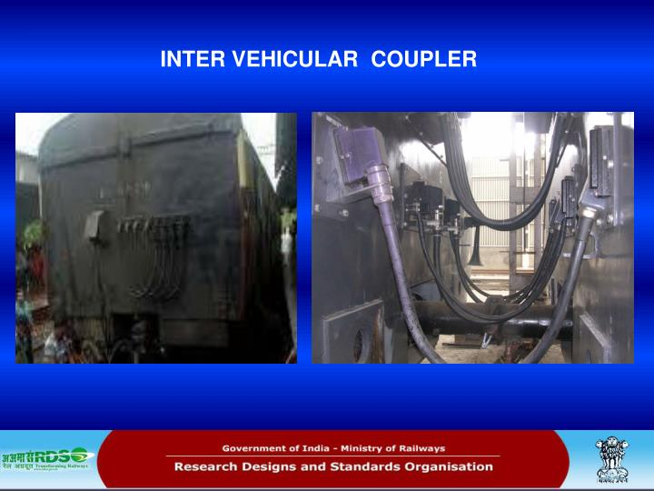 INTER VEHICULAR  COUPLER