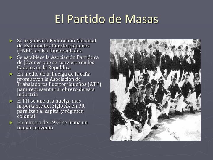 Se organiza la Federación Nacional de Estudiantes Puertorriqueños (FNEP) en las Universidades