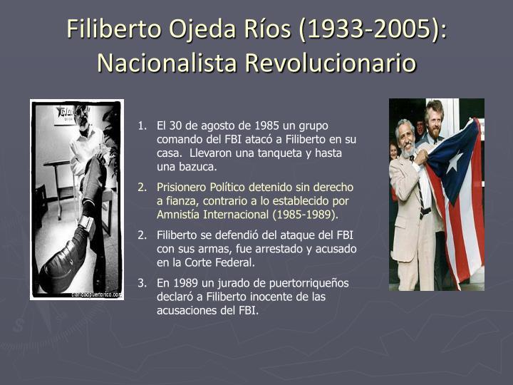 Filiberto Ojeda Ríos (1933-2005):