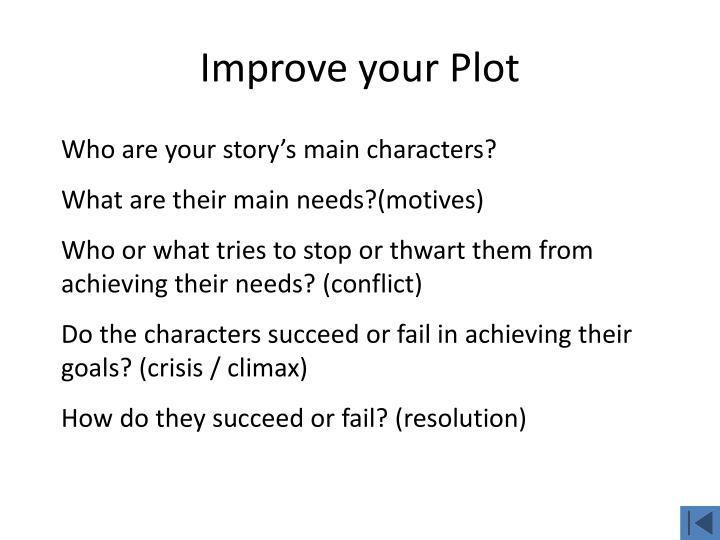 Improve your Plot