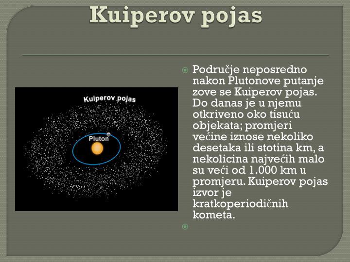 Kuiperov