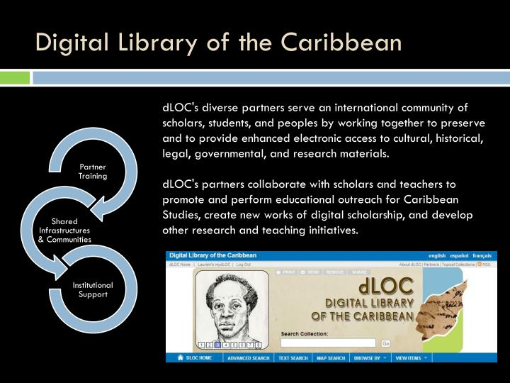 Digital Library of the Caribbean