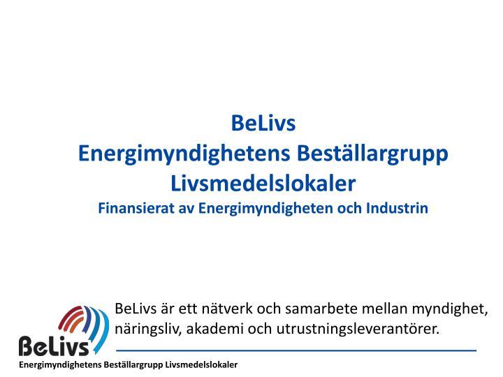 BeLivs