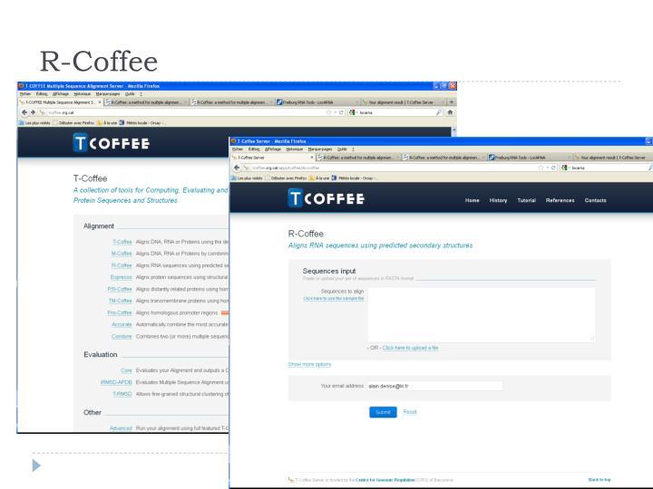 R-Coffee