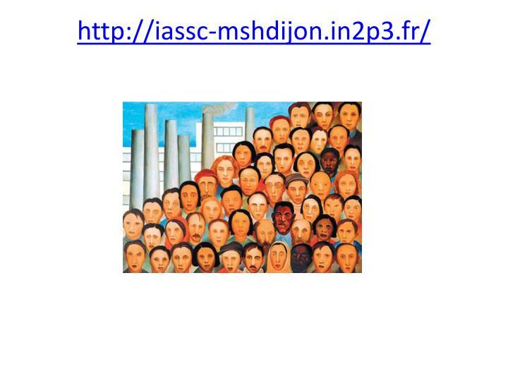 http://iassc-mshdijon.in2p3.fr/