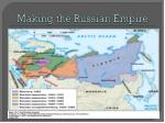 making the russian empire1