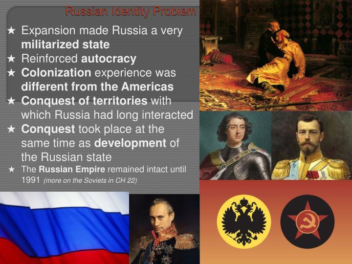Russian Identity Problem