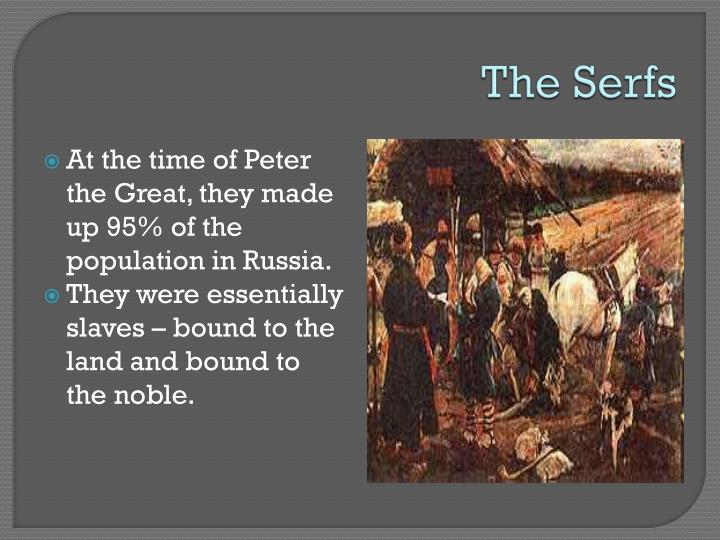 The Serfs