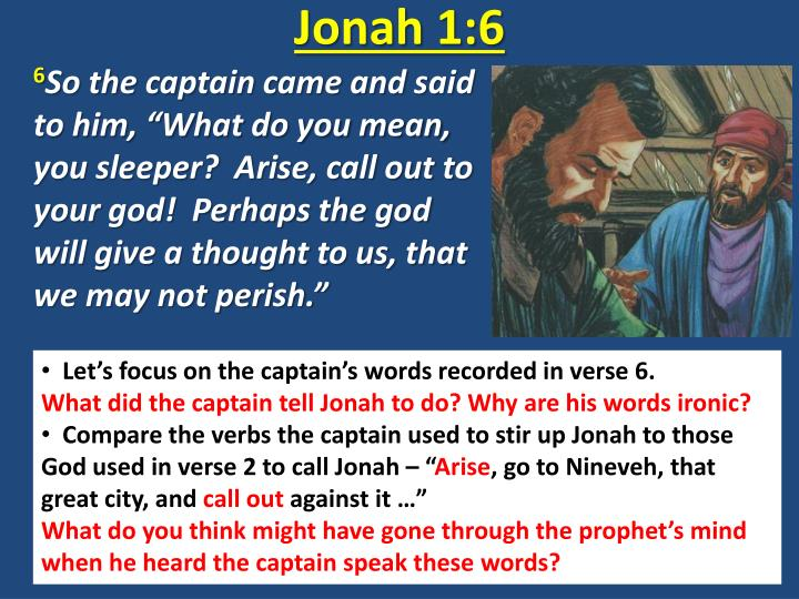Jonah 1:6