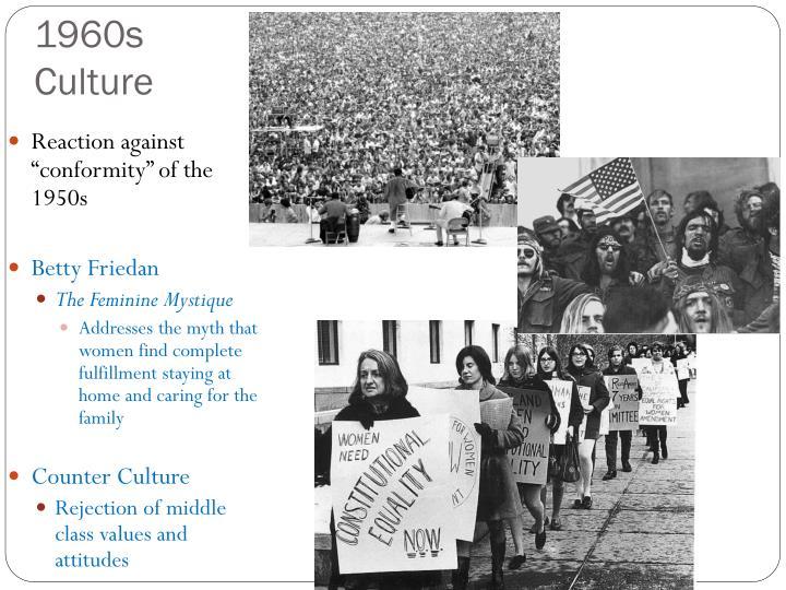 1960s Culture