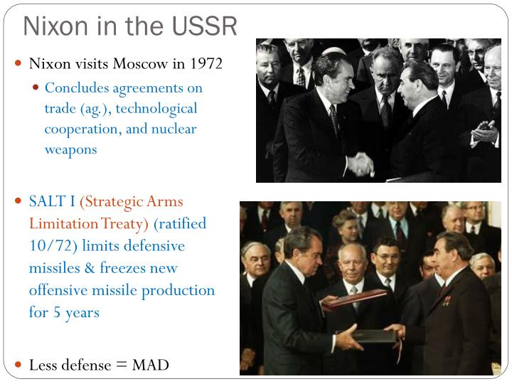 Nixon in the USSR