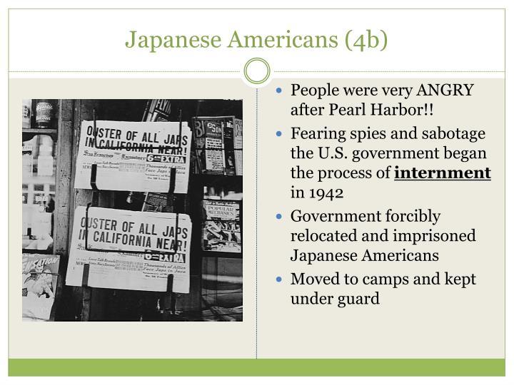Japanese Americans (4b)