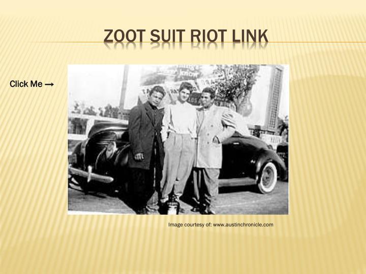 Zoot Suit Riot Link