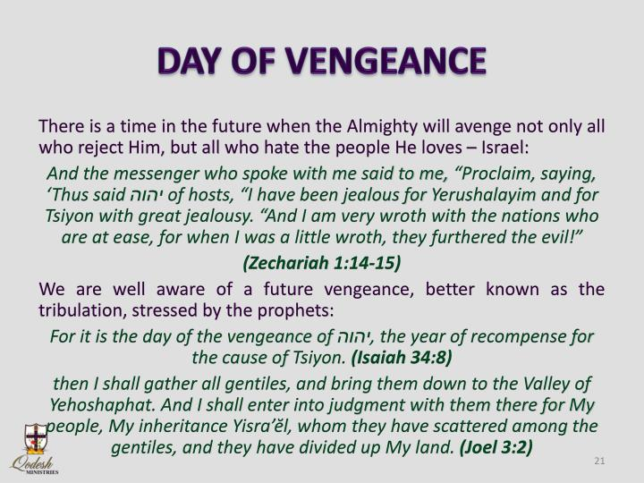 DAY OF VENGEANCE