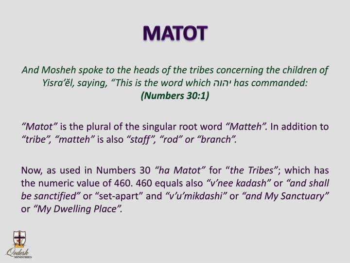 MATOT