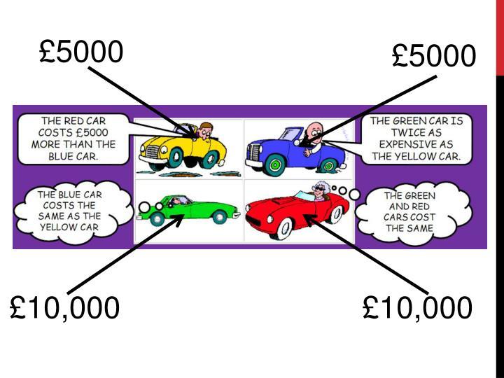 £5000