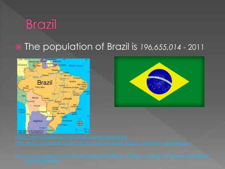PPT - CHRISTMAS IN BRAZIL By: Sophie Goulden PowerPoint ...
