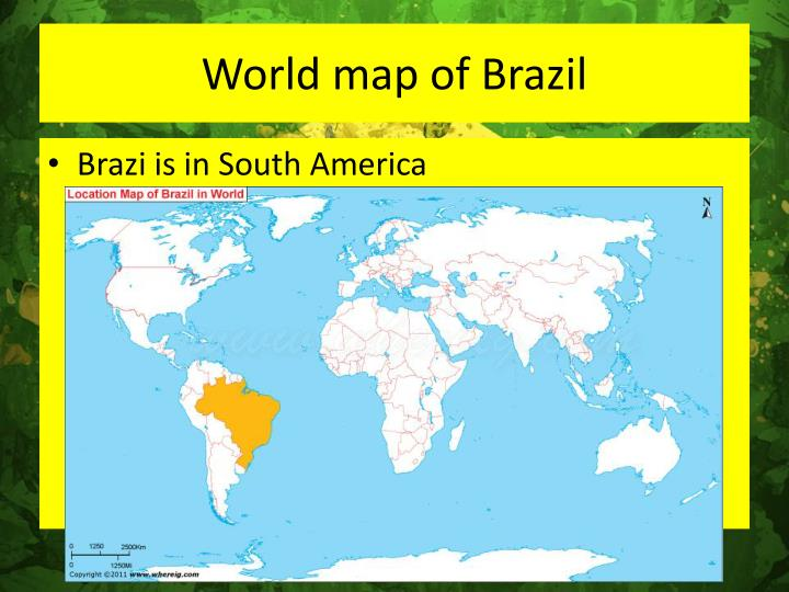 PPT Brazil revision powerpoint PowerPoint Presentation ID 2318129