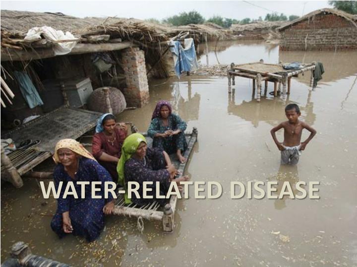 Water-related disease