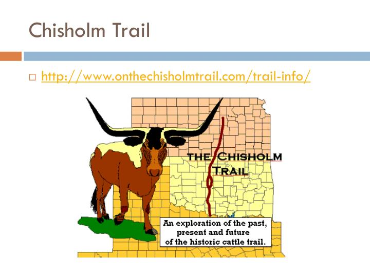 Chisholm Trail