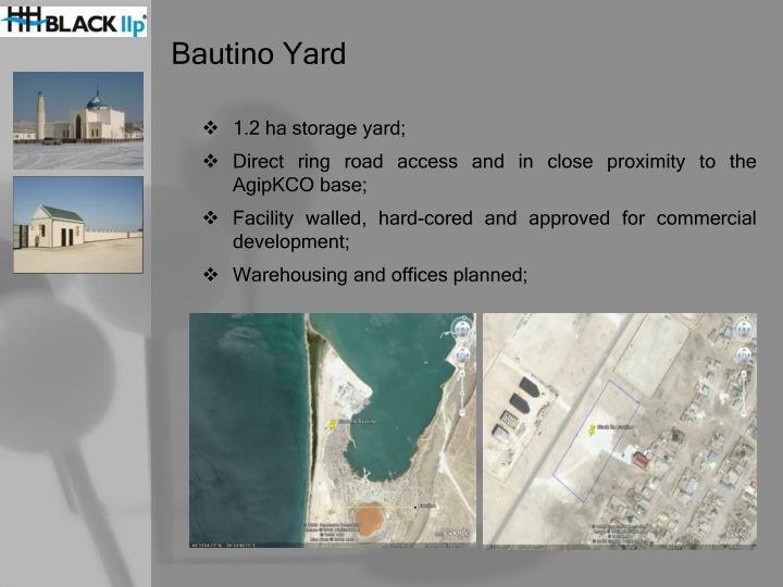 Bautino Yard
