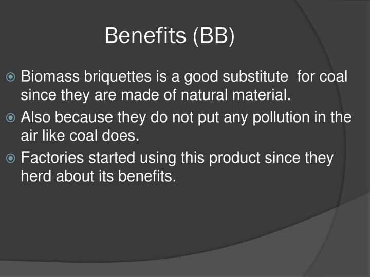 Benefits (BB)
