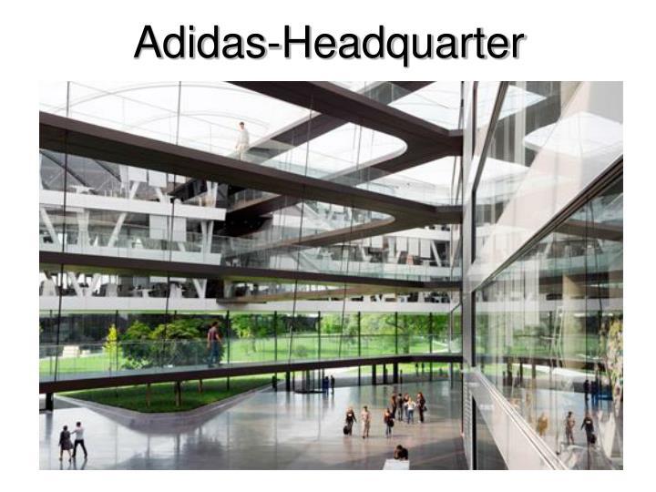Adidas-Headquarter