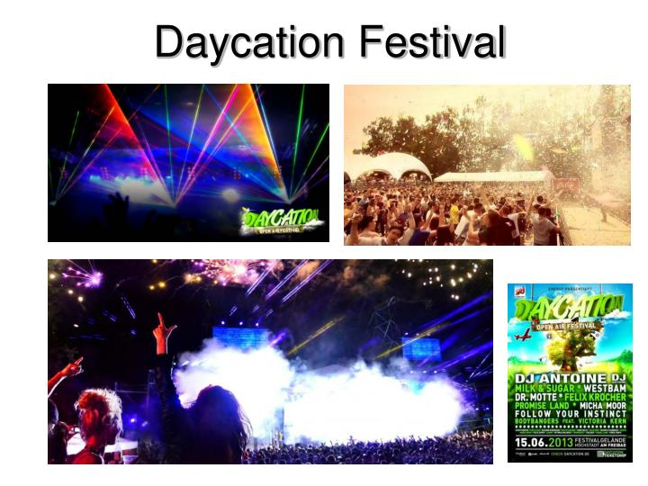 Daycation Festival