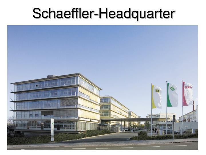 Schaeffler-Headquarter